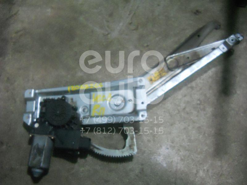 Стеклоподъемник электр. передний правый для Opel Vectra B 1999-2002;Vectra B 1995-1999 - Фото №1