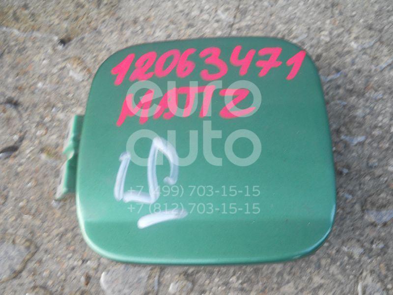 Лючок бензобака для Daewoo Matiz (KLYA) 1998>;Matiz 2001> - Фото №1