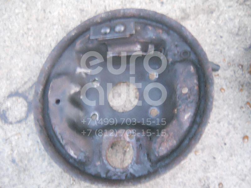 Щит опорный задний левый для Daewoo Matiz (KLYA) 1998>;Matiz 2001> - Фото №1