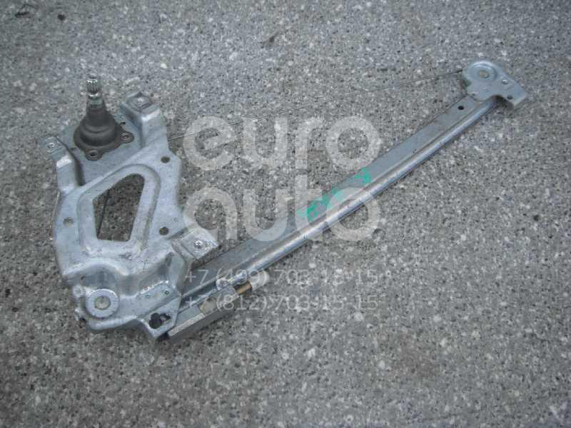 Стеклоподъемник механ. задний правый для Audi 80/90 [B3] 1986-1991;80/90 [B4] 1991-1994 - Фото №1