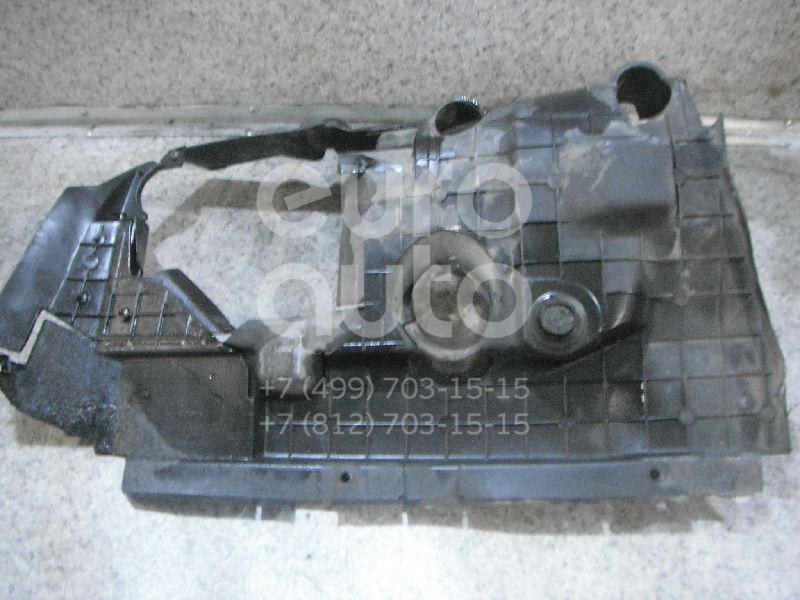 Воздуховод радиатора правый для Audi 80/90 [B3] 1986-1991 - Фото №1