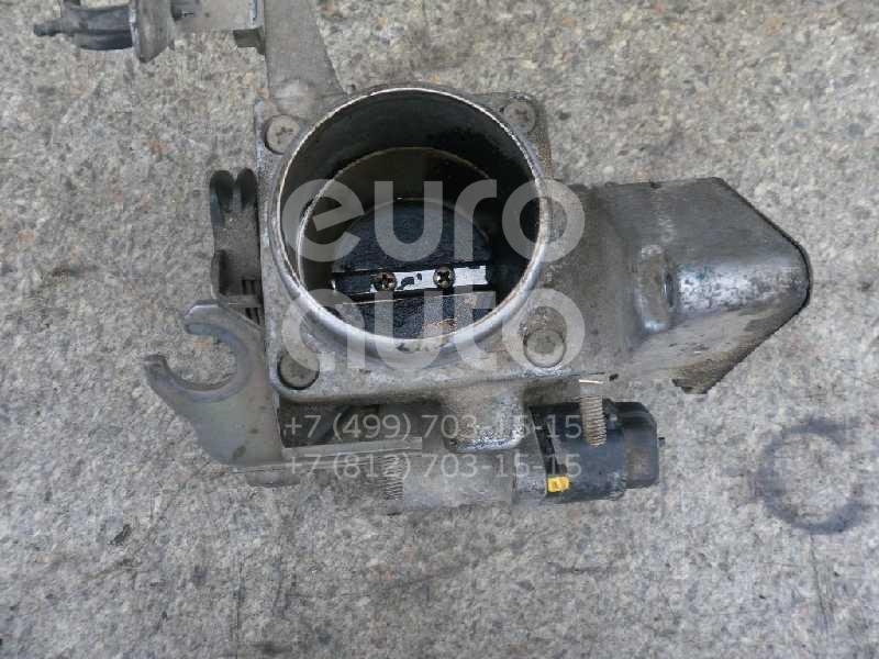 Заслонка дроссельная механическая для Opel Vectra B 1995-1999 - Фото №1