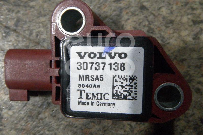 Датчик AIR BAG для Volvo S40 2004-2012;V50 2004-2012;S80 2006-2016;C30 2006-2013;C70 2006-2013 - Фото №1