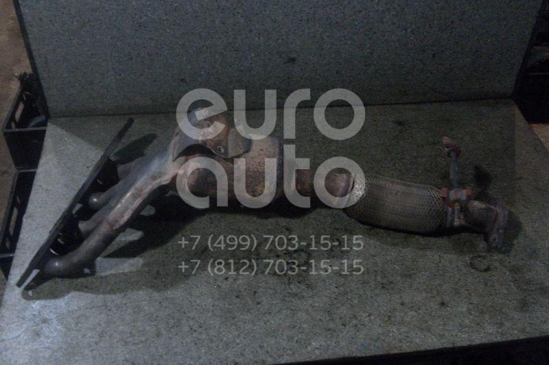 Коллектор выпускной для Volvo S40 2004-2012 - Фото №1
