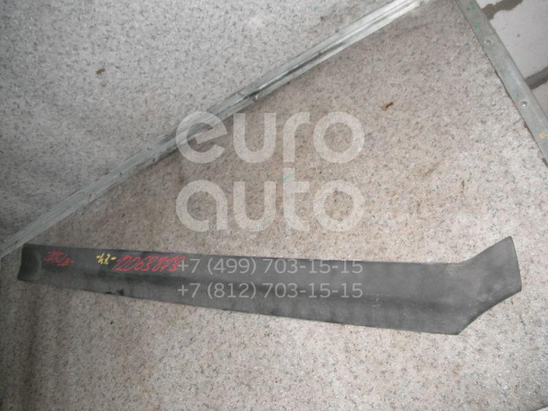 Молдинг задней левой двери для Opel Zafira (F75) 1999-2005;Astra G 1998-2005 - Фото №1