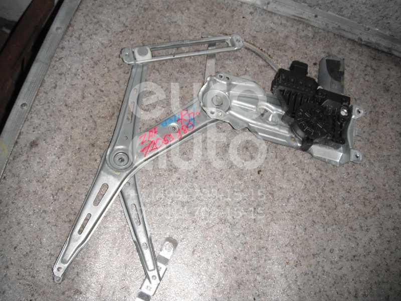 Стеклоподъемник электр. передний правый для Opel Zafira (F75) 1999-2005 - Фото №1