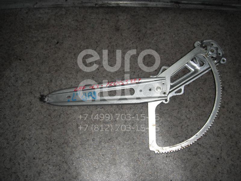 Стеклоподъемник механ. задний левый для Opel Zafira A (F75) 1999-2005 - Фото №1