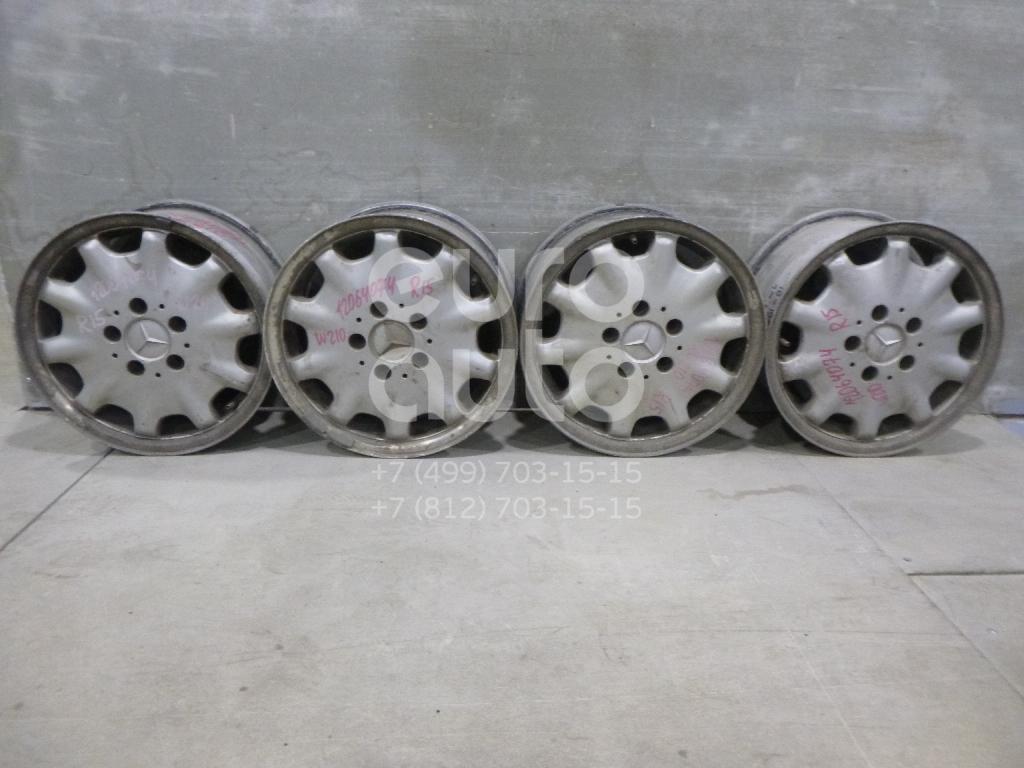 Диски колесные легкосплавные (к-кт) для Mercedes Benz W210 E-Klasse 1995-2000 - Фото №1