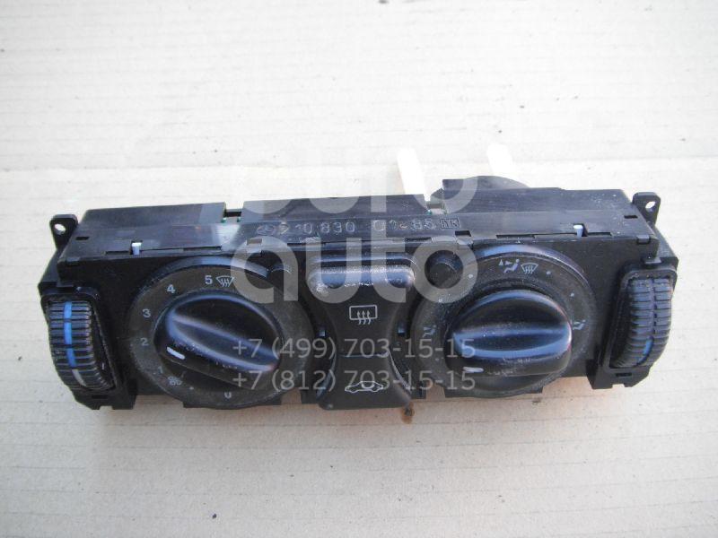 Блок управления отопителем для Mercedes Benz W210 E-Klasse 1995-2000;W202 1993-2000 - Фото №1