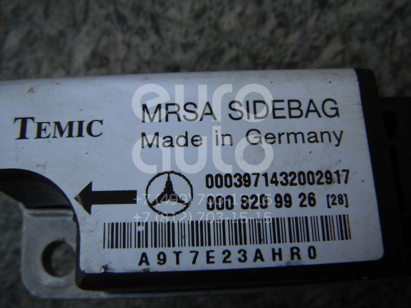 Датчик AIR BAG для Mercedes Benz W210 E-Klasse 1995-2000;R129 SL 1989-2001;W140 1991-1999;W202 1993-2000 - Фото №1