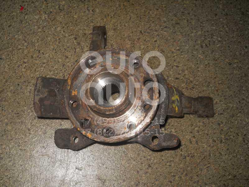 Кулак поворотный передний правый для Opel Zafira A (F75) 1999-2005;Astra G 1998-2005 - Фото №1