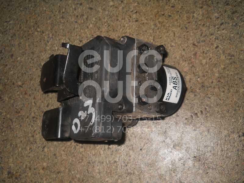 Блок ABS (насос) для Kia Carens 2006-2012 - Фото №1