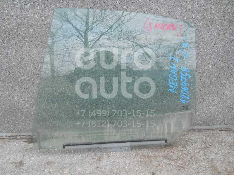 Стекло двери задней левой для Renault Megane 1996-1999;Megane 1999-2002 - Фото №1
