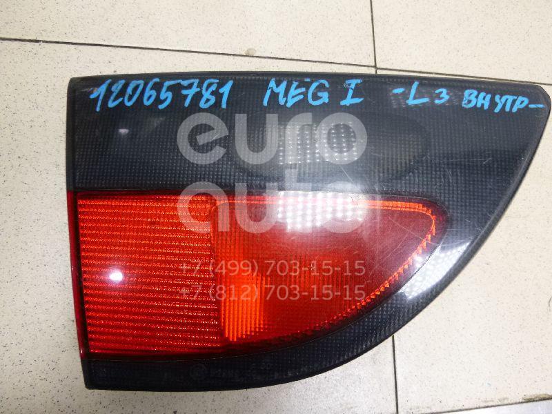 Фонарь задний внутренний левый для Renault Megane I 1996-1999 - Фото №1