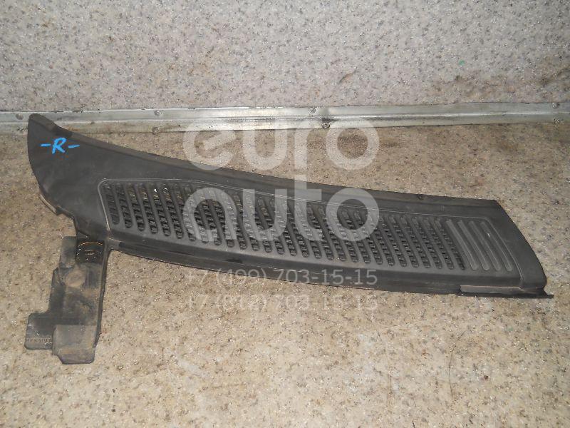 Решетка стеклооч. (планка под лобовое стекло) для Renault Megane I 1996-1999 - Фото №1