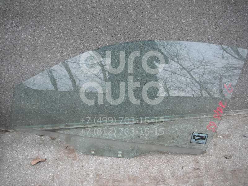 Стекло двери передней левой для Mitsubishi Space Star 1998-2004 - Фото №1