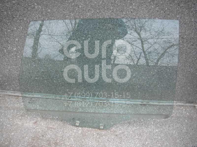 Стекло двери задней левой для Mitsubishi Space Star 1998-2004 - Фото №1