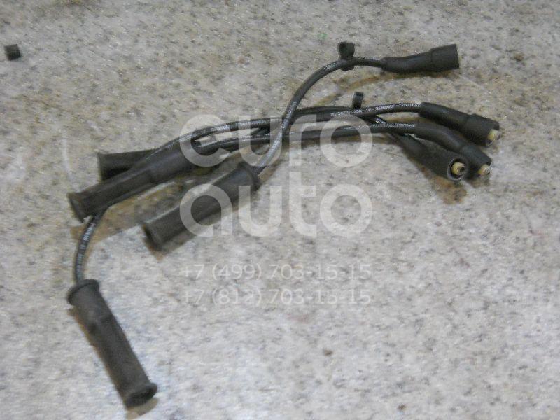 Провода высокого напряж. к-кт для Renault Megane I 1996-1999 - Фото №1