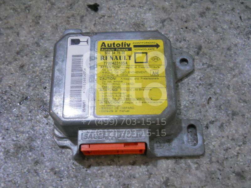 Блок управления AIR BAG для Renault Megane I 1996-1999;Megane I 1999-2003 - Фото №1