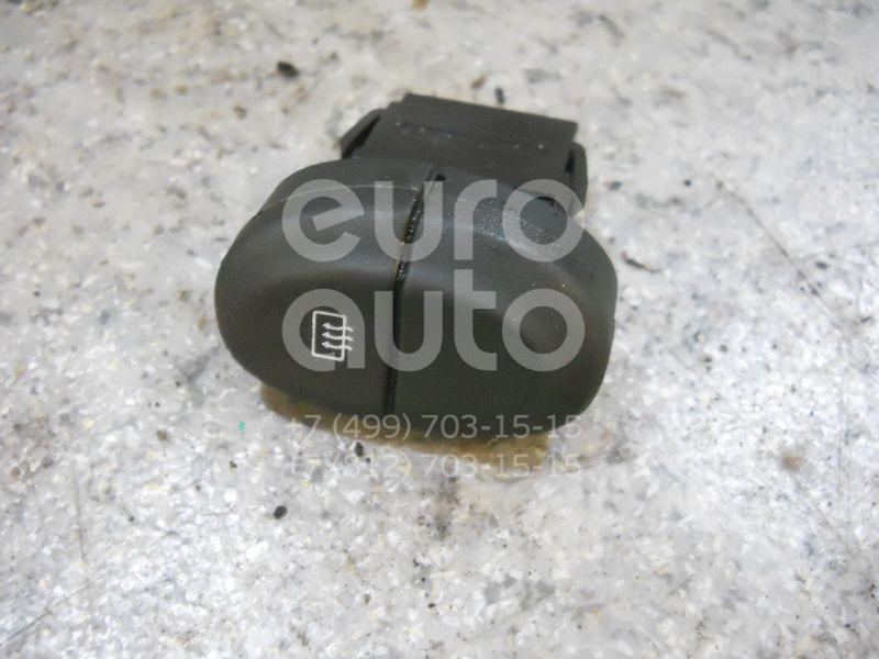 Кнопка обогрева заднего стекла для Renault Megane I 1996-1999;Megane I 1999-2003 - Фото №1