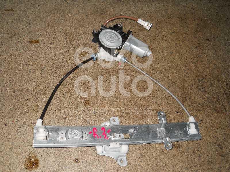 Стеклоподъемник электр. задний правый для Suzuki Liana 2001-2007 - Фото №1