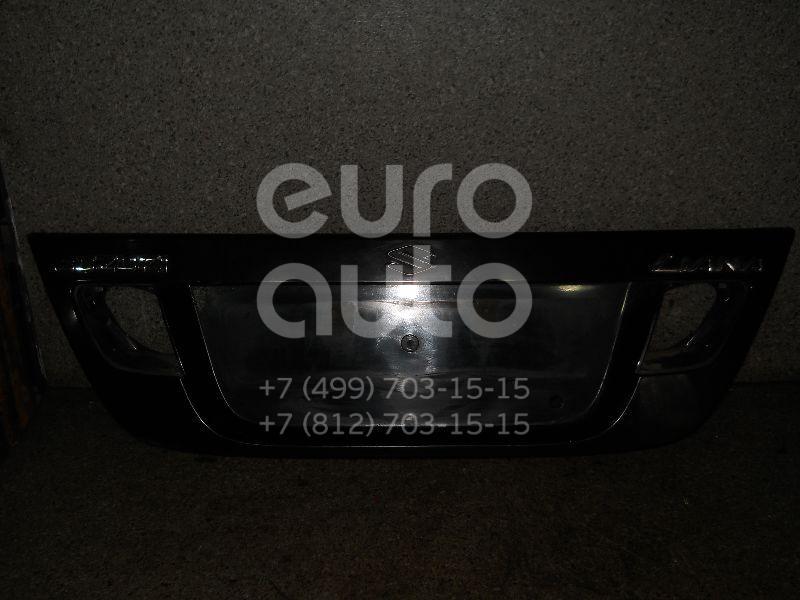Накладка двери багажника для Suzuki Liana 2001-2007 - Фото №1