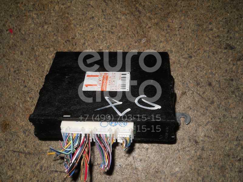Купить Блок управления двигателем Suzuki Liana 2001-2007; (3392054GA0)