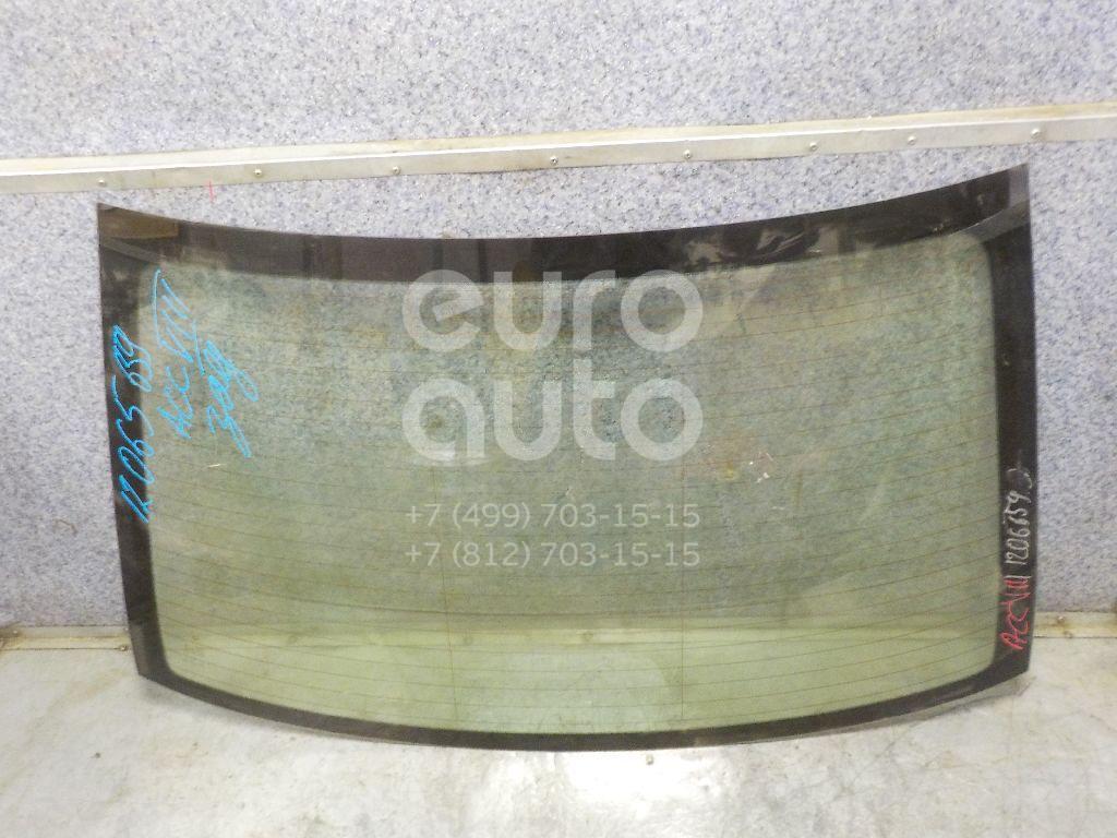 Стекло заднее для Honda Accord VIII 2008-2013 - Фото №1