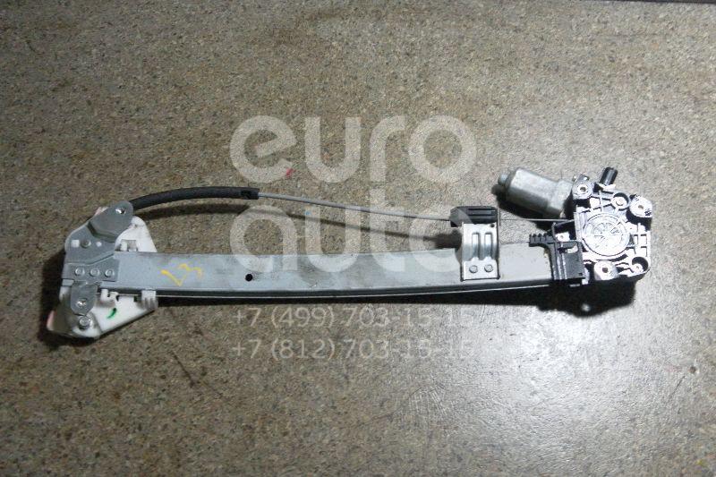 Стеклоподъемник электр. задний левый для Honda Accord VIII 2008-2013 - Фото №1