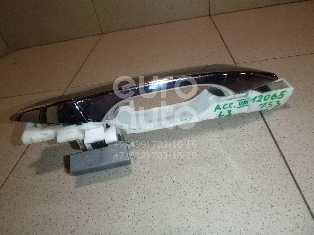 Ручка двери наружная левая для Honda Accord VIII 2008-2013 - Фото №1