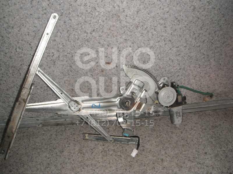 Стеклоподъемник электр. передний правый для Mitsubishi Pajero/Montero Sport (K9) 1997-2008 - Фото №1