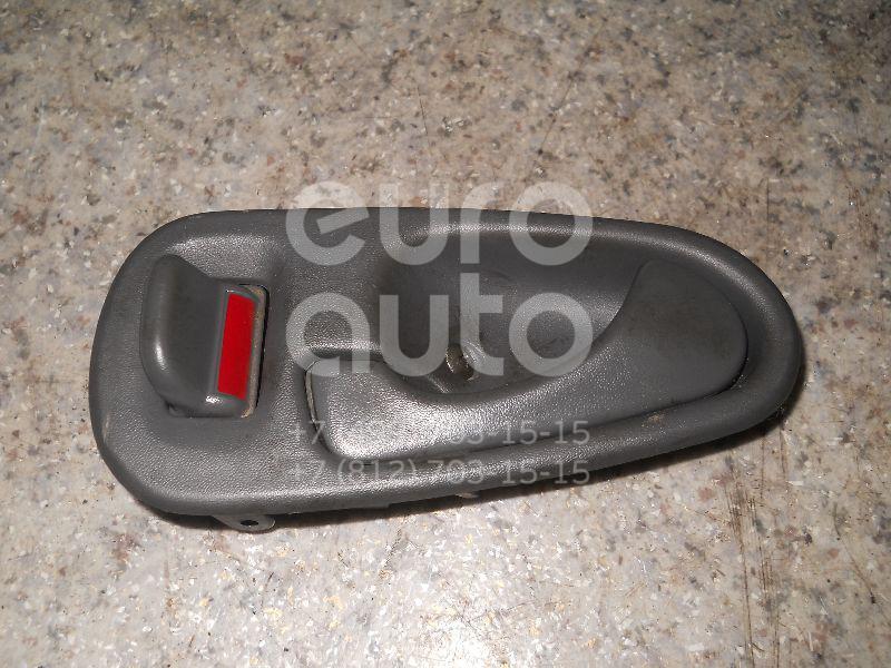 Ручка двери внутренняя левая для Mitsubishi Pajero/Montero Sport (K9) 1998-2008 - Фото №1