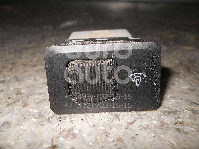 Кнопка освещения панели приборов для Mitsubishi Pajero/Montero Sport (K9) 1997-2008 - Фото №1