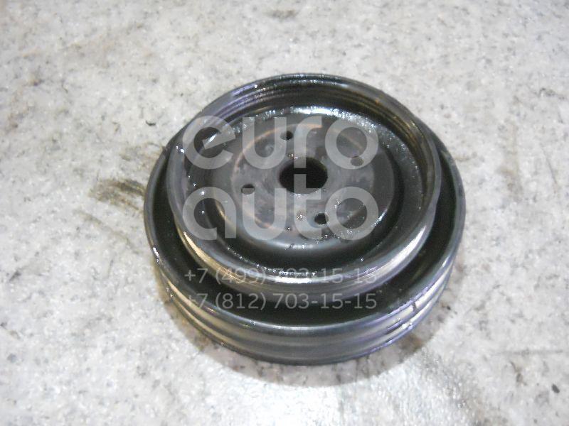 Шкив водяного насоса (помпы) для Mitsubishi Pajero/Montero Sport (K9) 1997-2008;L300 1986-2014;Pajero/Montero II (V1, V2, V3, V4) 1991-1996;Pajero/Montero II (V1, V2, V3, V4) 1997-2004;L200 (K6,K7) 1996-2006 - Фото №1
