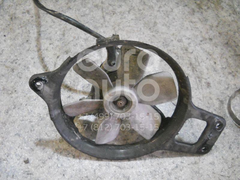 Вентилятор радиатора для Mitsubishi Pajero/Montero Sport (K9) 1997-2008;L200 (K6,K7) 1996-2006 - Фото №1