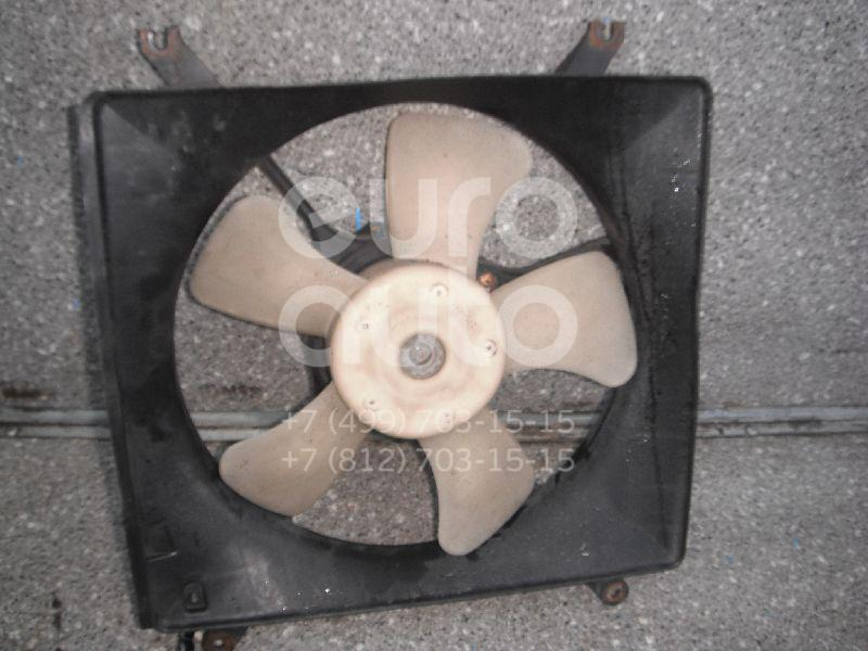 Вентилятор радиатора для Suzuki Liana 2001-2007 - Фото №1