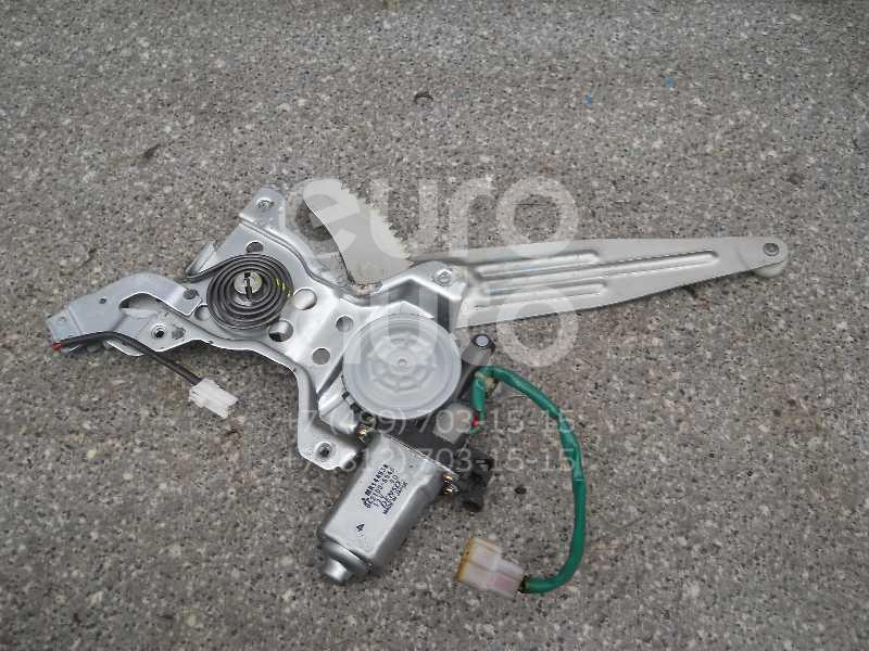 Стеклоподъемник электр. задний правый для Mitsubishi Pajero/Montero Sport (K9) 1997-2008 - Фото №1