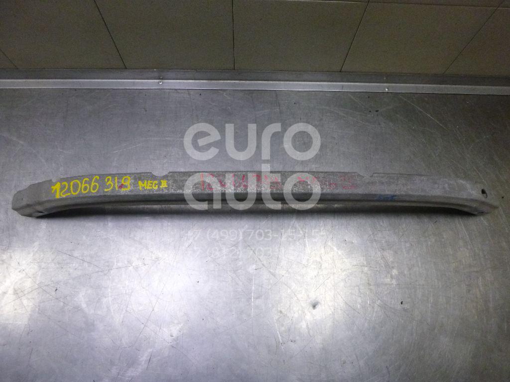 Усилитель заднего бампера для Renault Megane II 2002-2009;Scenic 2003-2009 - Фото №1