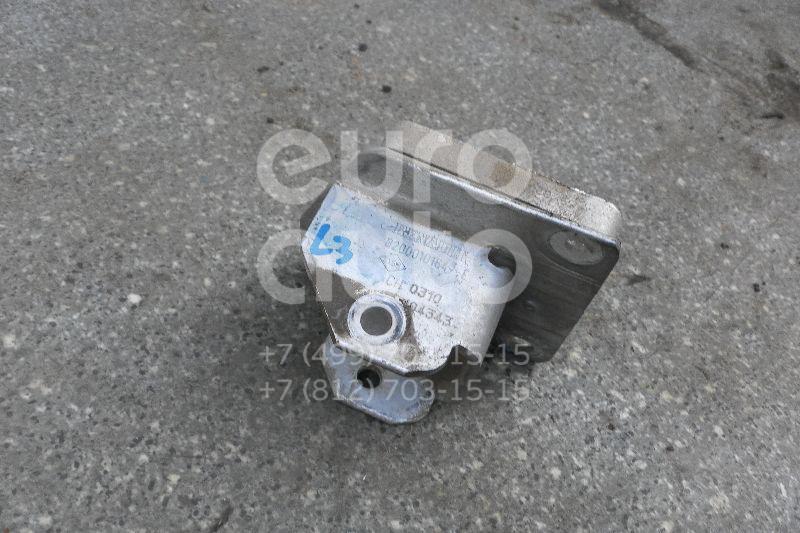 Кронштейн усилителя заднего бампера левый для Renault Megane II 2003-2009;Scenic II 2003-2009 - Фото №1