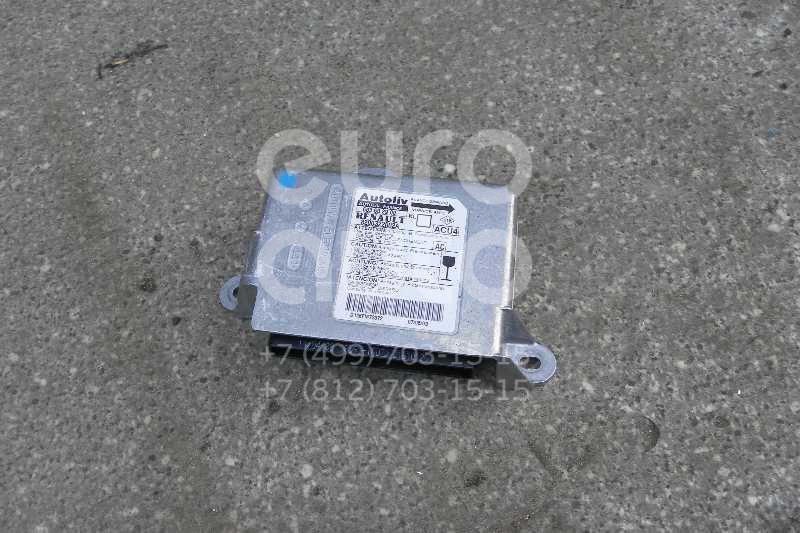 Блок управления AIR BAG для Renault Megane II 2002-2009 - Фото №1