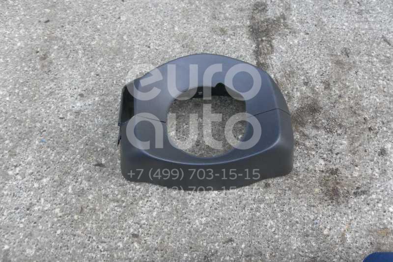 Кожух рулевой колонки для Renault Megane II 2003-2009 - Фото №1
