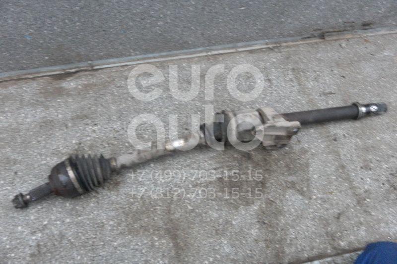 Полуось передняя правая для Renault Megane II 2002-2009;Scenic 2003-2009 - Фото №1