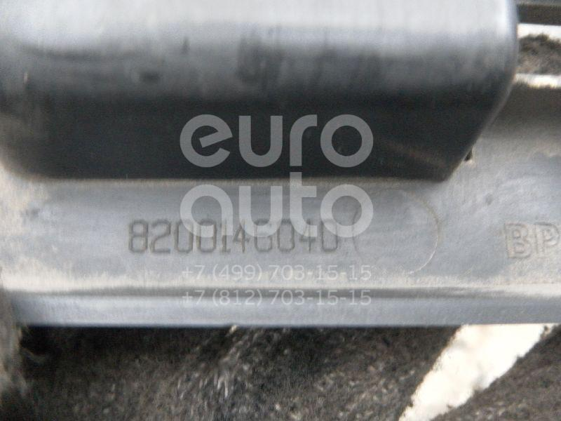 Направляющая заднего бампера для Renault Megane II 2003-2009 - Фото №1