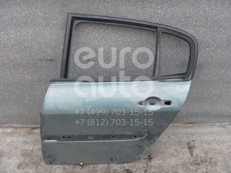 Дверь задняя левая для Renault Megane II 2002-2009 - Фото №1