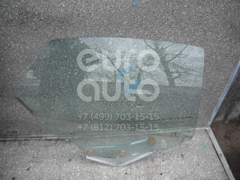 Стекло двери задней правой для Mazda 323 (BA) 1994-1998 - Фото №1