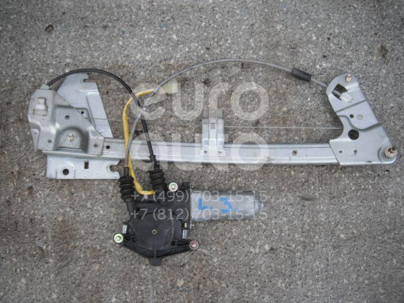 Стеклоподъемник электр. задний левый для Mazda 323 (BA) 1994-1998 - Фото №1