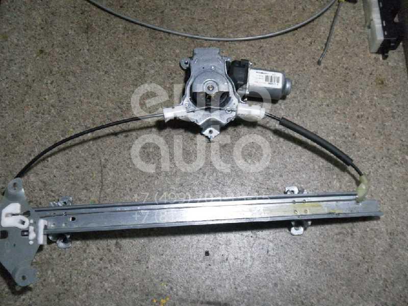 Стеклоподъемник электр. передний левый для Nissan Note (E11) 2006-2013 - Фото №1