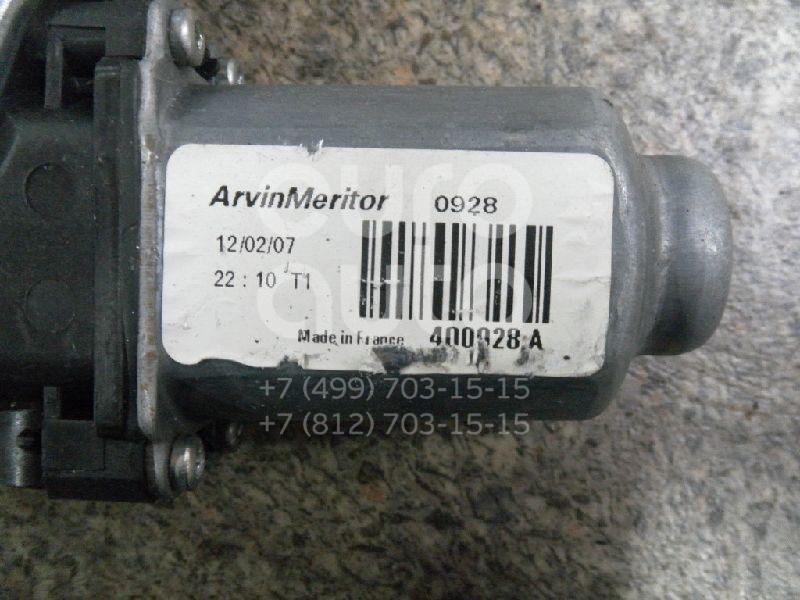 Стеклоподъемник электр. задний левый для Nissan Note (E11) 2006-2013 - Фото №1