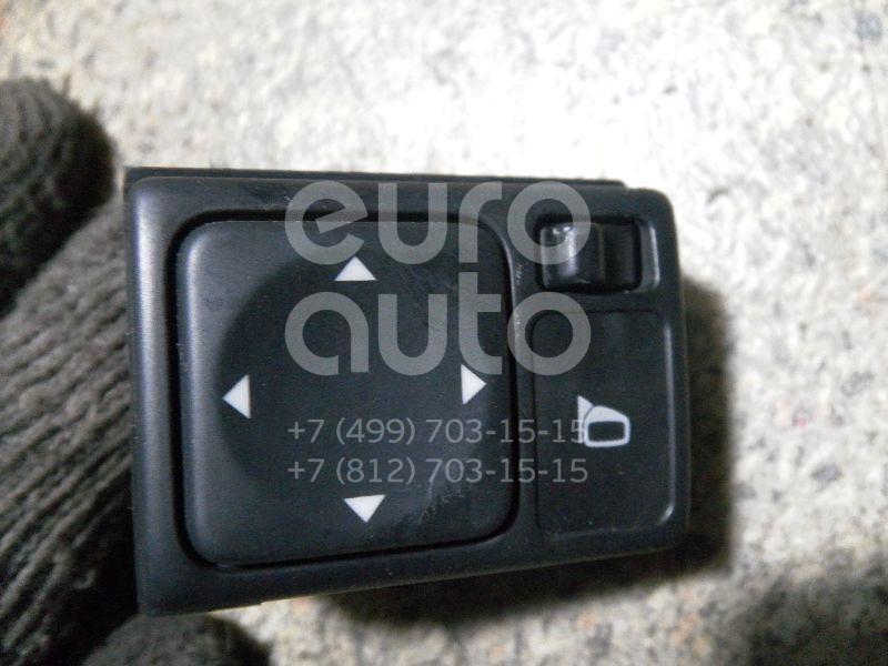 Переключатель регулировки зеркала для Nissan Note (E11) 2006-2013 - Фото №1