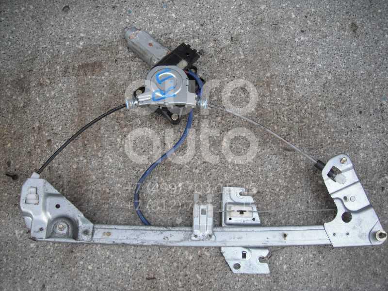 Стеклоподъемник электр. передний правый для Mazda 323 (BA) 1994-1998 - Фото №1